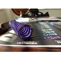 Buy cheap purple high amplitude Right-handed  SWOSC-V  mold spring     for Hardware from wholesalers