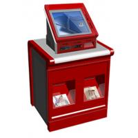 Buy cheap Touch Screen Photo Booth Kiosk High Stability For Indoor Outdoor Environment from wholesalers