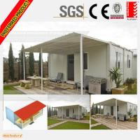 Buy cheap steel structure contaienr house with steel sheld from wholesalers