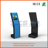 Buy cheap Large Screen Kiosk Information Kiosk System Touch Anti - Dust 250 Cd/㎡ Brightness from wholesalers