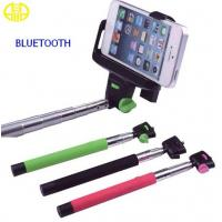 Buy cheap Black / Pink / Green Wireless Mobile Phone Monopod Bluetooth For Iphone from wholesalers