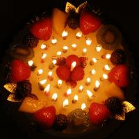 Buy cheap Number Tea light candle product