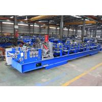 Buy cheap Light Gauge Steel Frame CZ Purlin Roll Forming Machine Cee Zee Roof Purlin Roll Former from wholesalers