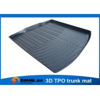 Buy cheap Tailored Flexible 3D Audi Q5 Cargo Mat All Weather Trunk Mat from wholesalers