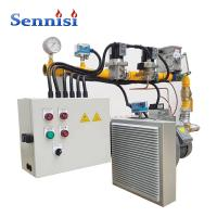 Buy cheap Spray booth heating system gas burner from wholesalers