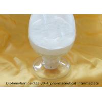 Buy cheap 122-39-4 Dyestuff Intermediates Diphenylamine Benzenamine N-Phenyl- Dpa product