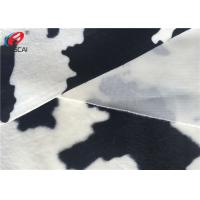 Buy cheap Faux Fur Animal Printing Fabric , Polyester Velvet Fabric For Home Textile from wholesalers