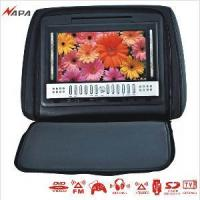 Buy cheap Car Headrest DVD Player H639D from wholesalers
