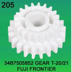 Buy cheap 34B7505852 GEAR TEETH-20/21 FOR FUJI FRONTIER minilab product