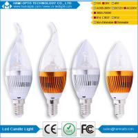 Buy cheap E14 Led Candle Bulb Dimmable AC220V from wholesalers