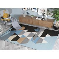 Buy cheap Fashion TPR Shaggy Indoor Area Rugs Large Size Slip Resistant product