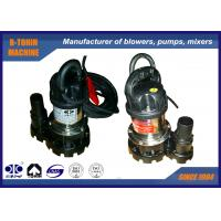 Buy cheap Stainless Steel Submersible Sewage Pump 40YU2.25 light weigt from wholesalers