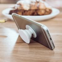 Buy cheap Silicone Car Mobile Phone Holder Popsocket Stand For Phone Dashboard Sticker product