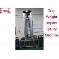 Buy cheap 1800J Drop Impact Test Machine For Composite Materials Testing ASTM D7136 from wholesalers