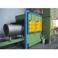 Buy cheap Customized Outer Wall Abrasive Blasting Machine Heavy Duty About 190 KW from wholesalers