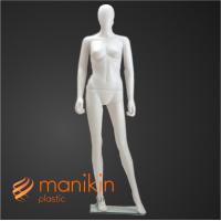 Buy cheap Fashion standing plastic mannequin from wholesalers