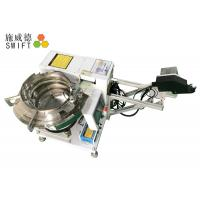 Buy cheap Automatic Wire Tie Machine , Nylon Zip Tie Tool With PLC Control System product
