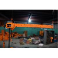 Buy cheap Customized Color Electric Chain Hoist 500kg With Two Hooks For Lifting Goods from wholesalers