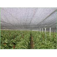 Hdpe Raschel Knitted Sun Shade Netting For Greenhouse , Horticulture