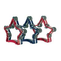Buy cheap Plastic Star shape Tambourine Set / Music Toy / Orff instruments / Promotion gift AG-TP2 from wholesalers