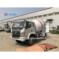 Buy cheap Forland 5cbm 6cbm Mixer Drum Cement Mixer Truck from wholesalers