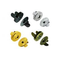 Buy cheap Button snaps metal  for leather magnet button magnet snap for bag accessories from wholesalers