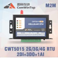 Buy cheap CWT5015 Cellular RTU, M2M telemetry controller, sms 3G 4G wireless remote control relay switch,3G 4G gsm i/o module from wholesalers
