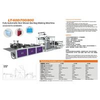 Buy cheap Fully Automatic Non Woven Box Bag Making Machine from wholesalers