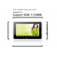 Buy cheap 1GB DDR 3 Multi-touch Capacitive screen Tablet ISDB-T 3D Display With Dual Camera from wholesalers