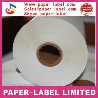 Buy cheap 4x6 Direct Thermal Labels Zebra Eltron 2844 paper label white sticker from wholesalers
