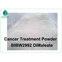 Buy cheap Afatinib Dimaleate Powder Anti Cancer Drugs / Pharmaceutical Raw Materials from wholesalers