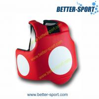 Buy cheap chest guard, chest protector, taekwondo protector, sports protector from wholesalers