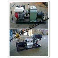 Buy cheap manufacture Powered Winches, best quality cable puller,Cable Drum Winch product
