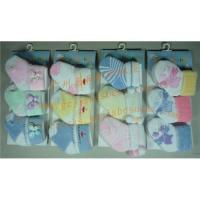 Buy cheap Cute infant socks Wholesale from China socks factory in guangzhou from wholesalers