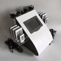 Buy cheap Ultrasonic Cavitation Liposuction Beauty Equipment for Body Sculpture Cellulite Treatment from wholesalers