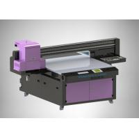 Buy cheap Double Rail Industrial Uv Inkjet Printer Automatic Cleaning With 2g Ram from wholesalers