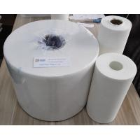 Buy cheap Disposable White All Purpose Industrial Cleaning Wipes Airlaid Non Woven Fabric from wholesalers