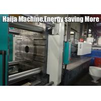 Buy cheap Toggle Pins Variable Pump Plastic Pallet Injection Molding Machine 1390 Ton from wholesalers