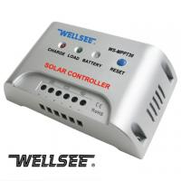 Buy cheap WS-MPPT15 10A/15A Wellsee Solar Charge Controller from wholesalers