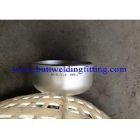 """Buy cheap UNS32750 UNS32760 Stainless Steel Pipe Cap 1"""" To 60"""" Sch10s To SCH160S ASME B16.9 from wholesalers"""