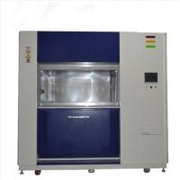 Buy cheap Laboratory Thermal Shock Test Equipment Three Chambers Design Water / Air Cooled from wholesalers