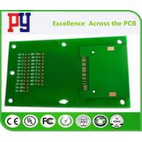 Buy cheap Fr-4 Tg170 Fr4 Printed Circuit Board , Double Side Printed Board Assembly With Hasl from wholesalers