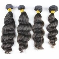 China Loose Wave Remy Indian Hair Promotion Hot sale on sale