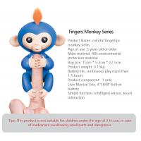 Buy cheap interactive smart baby monkeys on finger Monkey Children Toy from wholesalers