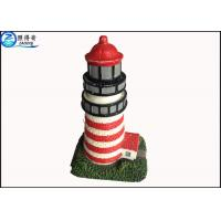 Buy cheap Red Ancient Pagoda Large Aquarium Ornaments for Decorative Commercial Fish Tank from wholesalers