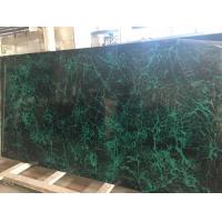 Buy cheap 20mm Thickness Artificial Stone Slabs , Beautiful Slab Stone Countertops from wholesalers