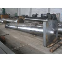 Buy cheap Marine Propeller Shaft Forged Ship / Boat Rudder Stock Alloy Steel Material from wholesalers