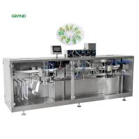 Buy cheap 10ml 14ml Plastic Bottle Filling Sealing Packaging Machine product