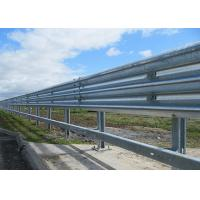 Buy cheap Heavy Duty Highway Guard Rail Parking Lots Fence For Road Easy Installation from wholesalers