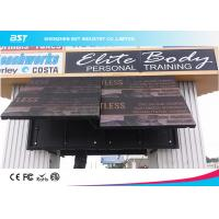 Buy cheap Electronic Front Service Led Display Outdoor Led Billboards / Led Backdrop Screen from wholesalers